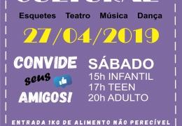 7º Sarau Cultural 2019
