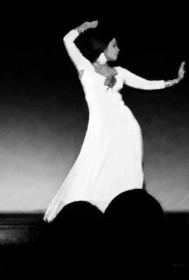 Nair Bado – Professora de dança do ventre
