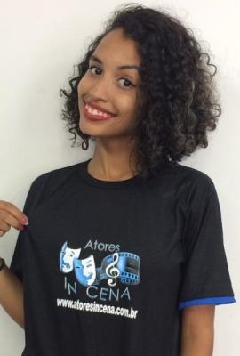 Tássia Rocha – Professora de Jazz