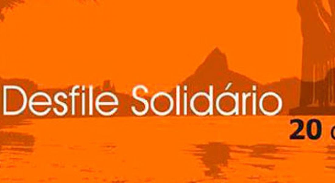 9ª Desfile Solidário CACCST